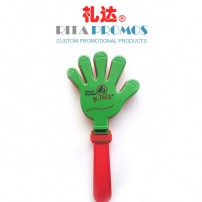 Custom Plastic Hand Clapper for Promotional Giveaways (RPPHC-1)