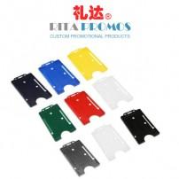 Single Hard Plastic ID Card Holder (RPIDH-1)