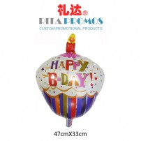 Customized Foil Balloon for Birthday Party (RPAFB-3A)