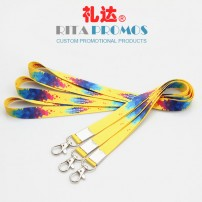 Personalized Lanyards/Cords with Printed Logo (RPPL-12)