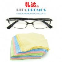 Promotional Branded Microfiber Cleaning Cloth for Eyeglasses (RPMFC-001)