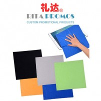 Promotional Personalized Microfibre Cleaning Clothes for Pad Screen (RPMFC-002)