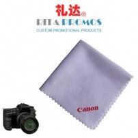 Custom Logo Printing Microfiber Suede Cloth for Camera (RPMFC-004)