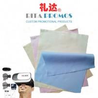 Branded Microfiber Cleaning Cloth For 3D VR Glasses (RPMFC-006)