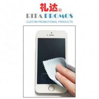 Cheap Microfiber Polishing Cloth for Mobile Phone (RPMFC-007)
