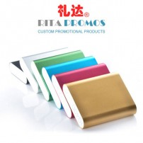 Hot Sell 10400mAh Portable Branded Charger Promotional Power Bank (RPPPB-7)