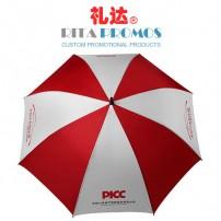 Advertising Golf Umbrella with Imprinted Logo (RPUBL-006)