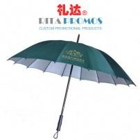 Top Quality 16K Golf Umbrella with Logo Printing (RPUBL-007)