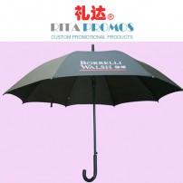 Customized Golf Umbrella with Fiber Stand (RPUBL-013)