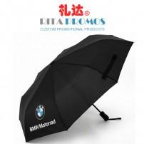 Advertising 3 Fold Sun Rain Travel Umbrella (RPUBL-030)