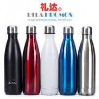 Custom Stainless Steel Sports Bottle with Your Logo Printing (RPASB-3)