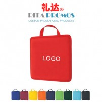 High Quality 600D Polyester Stadium Cushion with Handle (RPSGSC-005)