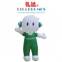 Custom Advertising Airblown Inflatables (RPBUS-001)