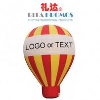 Custom Air-Balloon Shaped Airblown Inflatable (RPBUS-003)