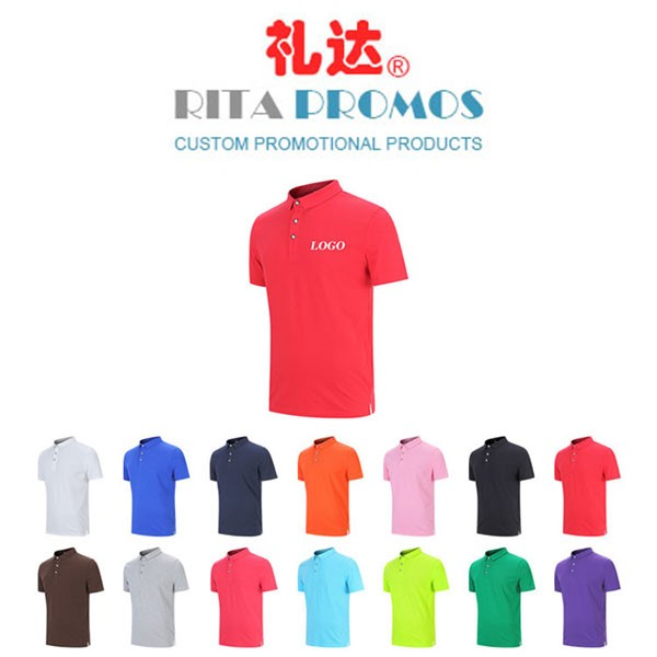 China Golf Sports Dry Fit Polo Shirts Work-wear Manufacturer (RPPT-4)