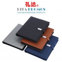 China Customized Multi-functional Power Bank Notebook For Business Gifts (RPNPU-001)