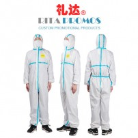 Isolated Gowns Protective Hazmat Suits (RPIGPHS-001)