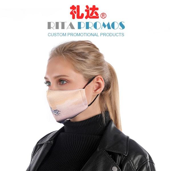 Digital Printing Mouth Masks RPRPFM-001