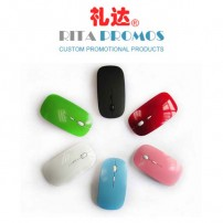 Promotional 2.4Ghz Slim Wireless Touch Mouse (RPPM-2)